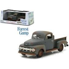 Greenlight Forrest Gump 1951 Ford F-1 Pick Up Truck 1:43 Diecast 86514 Grey
