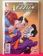 SUPERMAN ACTION COMICS # 41 ANNIVERSARY 75th VARIANT COVER
