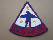 Scout O Rama 87 N. Cent. Wash Council Cloth Patch Badge Boy Scouts Scouting L7K
