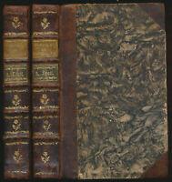 Weiße: Briefwechsel der Familie des Kinderfreundes (1784). Erstausgabe.