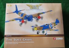 CORGI AVIATION ARCHIVE MOSQUITO & P-51 MUSTANG ISRAELI AF DIECAST 1/72  #AA99151