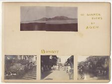 Aden Bombay Lahore Pakistan Inde India 10 Photos voyage ca 1906