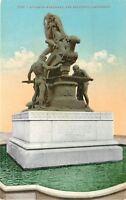 San Francisco California~Donahue Monument c1910