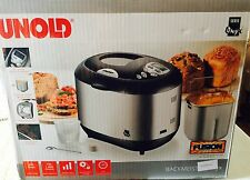 Unold 8695 Automatic Bread Maker Machine ONYX Euro Plug