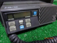 Ericsson GE MVS Synthesized Mobile Radio Comb NPFH30SS 40 Watts VHF 136-174 XTRA