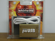 Whirlwind Pc Usb Usb To Analog Stereo Direct Box