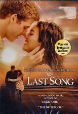 BRAND NEW DVD //  THE LAST SONG // MILEY CYRUS , LIAM HEMSWORTH, GREG KINNEAR