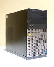 Dell OptiPlex 3020 MT PC i5-4590 3.30GHz, 8GB DDR3, 500GB, W10Pro, HDMI, USB 3.0