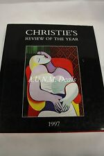 Christie's Review of the Year 1997 Hardcover