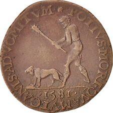 [#413592] Nederland, Token, Spanish Netherlands, destitution de Philippe II par