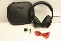 BEATS EXECUTIVE OVER EAR HEADPHONES BLACK SPARE & REPAIR