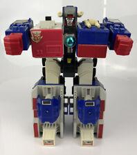 Transformers Metrotitan Metroplex Metro Titan RARE Blue Jewel KO Bootleg Figure