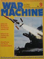 War Machine magazine Issue 9 Surface-to-air Missiles