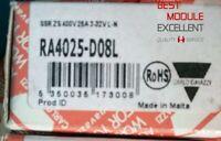 100/% NEW and original CARLO GAVAAZZI RA4025-D08L in box