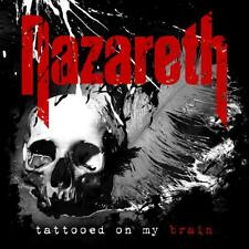 Nazareth - Tattooed On My Brain (NEW CD) (Preorder Out 12th October)