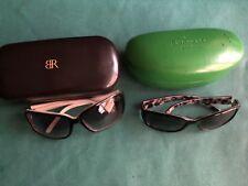 Kate Spade and Banana Republic Designer Women's Sunglasses Lot of 2