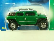 2008 Hot Wheels Rockster Hummer Super Treasure Hunt Real Riders Combine Shipping