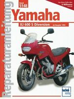 Yamaha XJ 600 S Diversion Reparaturanleitung Reparatur-Handbuch Reparaturbuch