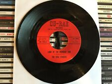 "THE SOUL SENDERS 70s SOUL 7""  CU-RAE RECORDS PHILADELPHIA"