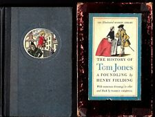 Tom Jones by Henry Fielding  Illustrated Modern Library 1943 Boxed edition