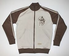 Adidas Muhammed Ali Zaire 1974 Retro Track Jacket Size Small Pre-Owned