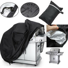 BBQ Gas Grill Cover Barbecue Waterproof Outdoor Garden Heavy Duty Protection