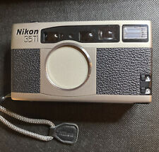 Nikon 35ti 35mm F/2.8 Point & Shoot Film Camera. One Owner.