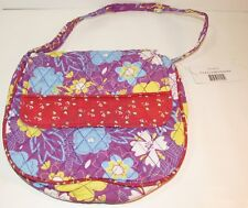 S4 Sassy Quilted Messenger Purse