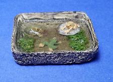 Casa De Muñecas Fancy De Pared Plantadores Conjunto Falcon en miniatura 1:12 Accesorio de jardín