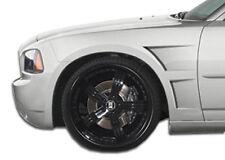 06-10 Dodge Charger Duraflex Executive fenders 2pc 106170