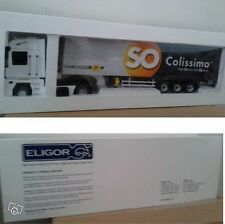 Camion de collection Eligor RENAULT MAGNUM TRUCK 1/43 SO COLISSIMO 1 43 NEUF