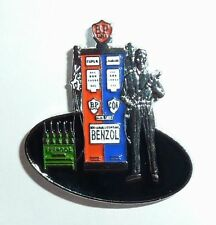 BP & COR Oil Company bowser lapel pin badge.  D030101