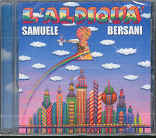 SAMUELE BERSANI - L'ALDIQUA - CD ( NUOVO SIGILLATO )