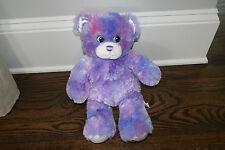 "Build a Bear Wizards of Waverly Place Stuffed 16"" Purple Adorable Cute EUC!"