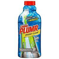 Clorox Liquid-Plumr Pro-Strength Gel Drain Cleaner 17 oz (Pack of 2)