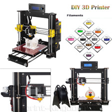 CTC A8 3D Printer DIY i3 Upgradest High Precision Reprap 3D Desktop Drucker DE