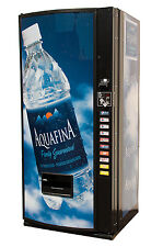 Royal Vendors 10 Selection Beverage Vending Machine Merlin Iv