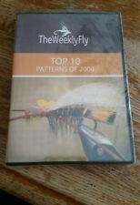 The Weekly Fly Top 10 Patterns of 2008 Dvd
