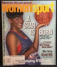 Sports Illustrated Women Sport Magazine Spring 1997 Sheryl Swoops Cover
