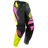 PANTALON CROSS SHOT DEVO SQUAD LINE NEON ROSE 34 US 44 EU