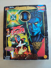 MARVEL FAMOUS COVER : DIABLO NIGHTCRAWLER 8 INCH (20 CM)  1999 TOY BIZ X-MEN