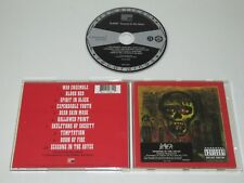 SLAYER/SEASONS IN THE ABYSS(AMERICAN 88697128842) CD ALBUM