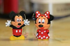 Cute Mickey & Minnie Mouse Pen Flash Drive Gift Storage Memory Stick USB 2.0