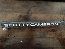 Scotty Cameron Black & Gray Matador Midsize grip