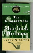 THE DISAPPEARANCE OF SHERLOCK HOLMES by Millett, Penguin crime pulp vintage pb