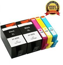5 Pack For HP 920XL Ink Cartridge Compatible For OfficeJet 7500A 6500 6500A 7000