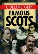 Collins Gem Famous Scots (Collins Gems) by Shaw, Carol P. Paperback Book The