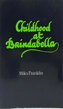Childhood at Brindabella: My First Ten Years by Miles Franklin vintage paperback