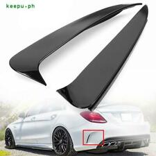FLAPS PARAURTI POSTERIORE LOOK AMG MERCEDES CLASSE C W205