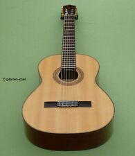 Sonderpreis: Konzert-Gitarre La Mancha S-63 Fichte massiv Sattel 52 Mensur 63!